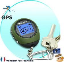 Mini Traceur GPS porte-clés localiseur recepteur Sport ski vélo randonnée