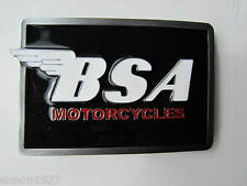 BSA motorcycles belt buckle Gold star Rocket.