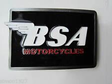 BSA motorcycles belt buckle Gold star Rocket.