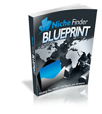 Niche Finder Blueprint To Finding The Perfect NICHE For Your Business (CD-ROM)