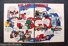 O309 - Advertising Pubblicità - 1967 - HIP HIP AMICI DEL TIGRE  LAVAGGIO RAPIDO