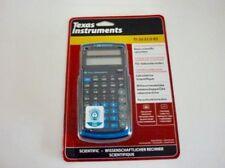 TEXAS INSTRUMENTS TI-30 ECO RS Schulrechner Rechner Taschenrechner blau NEU