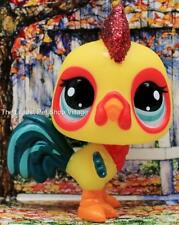 ❃ LITTLEST PET SHOP ❃ SPARKLE ROOSTER #2358 ❃ NIB ❃ SPECIAL REQUEST MAIL BIRD ❃