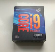 New intel Core i9 9900KF 3.6GHz Octa Core 8 core 16 thread CPU not 9900k 3900x