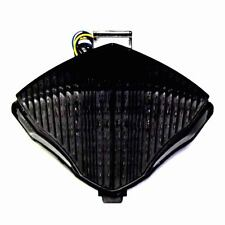 Yamaha 2007-08 YZF-R1 DMP Integrated LED Tail Light - Smoke