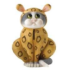Comic & Curious Cats Border Fine Arts O n e s i e Figurine New Boxed A27187