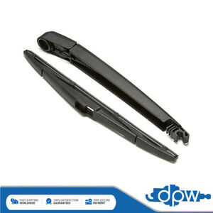 Rear Windscreen Wiper Arm + Blade DPW1562 Fits Toyota Avensis (03-08)