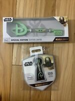 Disney Store Mandalorian The Child Baby Yoda Key AND PIN Boxed IN HAND