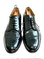 Cole Haan C02699 Calhoun Apron Patent Split Toe Dress Oxfords Men's US 13  D
