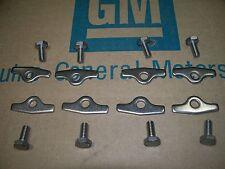 TR small block valve cover hold downs 65-74 Chevy Chevelle Camaro Nova 350 327