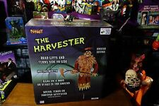 Sold Out  Spirit Halloween Animated Scarecrow The Harvester Prop