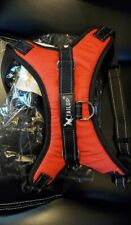 New listing Dog Harness-Vest, Adjustable, No-Pull - Size Large, Red - New/Unused
