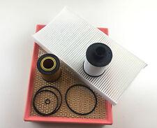 Ölfilter Luftfilter Pollenfilter Kraftstoffilter Fiat Croma 194 1.9 D Multijet