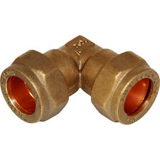 8mm Brass Compression Elbow, Plumbing Elbow