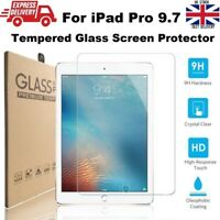 Ultra Slim Tempered Glass Screen Protector for iPad PRO 9.7 (A1673/A1674/A1675)