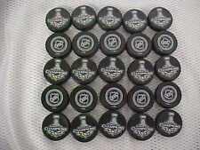 Lot of (25) 2017 Stanley Cup Champions Pittsburgh Penguins NHL Mini Puck Charms