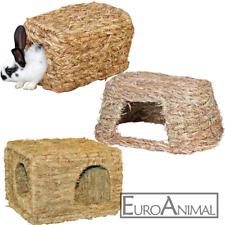 Grashaus Heuhaus Grasnest Heunest Kaninchen Meerschweinchen Nager Haus Grashöhle