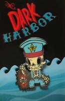 DARK HARBOR CONSTABLE GRAVES ENAMEL PIN BY ARTISTS BRANDT PETERS & KATHIE OLIVAS