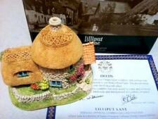 "Lilliput Lane Cottage ""Little Scrumpy"" In Box, Retired, with Deed"