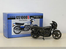 [MODEL] Suzuki GS1000S diecast metal figure 1/16 Not For Sale GS Wes Cooley