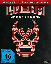 Lucha Underground 1.1 - Episode 1-20 [4 Blu-rays] vo...   DVD   Zustand sehr gut