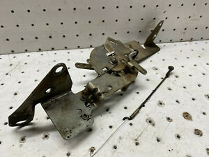 Kohler Command CH25S 25hp Engine OEM Governor Bracket and Linkage