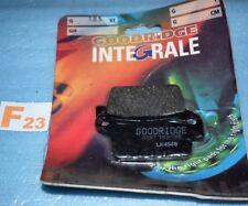 plaquettes de frein GOODRIDGE Kawasaki KX 125 250 500 Suzuki RM HONDA CR 80 85