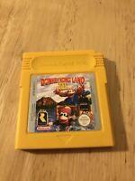 DONKEY KONG LAND III 3 NINTENDO GAMEBOY ORIGINAL GAME *CART*
