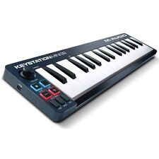 M-Audio Keystation Mini 32 MIDI USB Keyboard Controller & Ableton Live Lite DAW