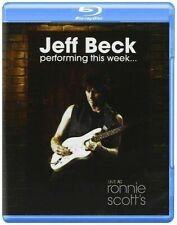 Jeff Beck Performing This Week Live At Ronnie Scott's Blu-Ray (Eagle Vision)