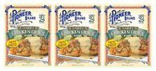 Pioneer Brand Roasted Chicken Gravy Mix 3 Packet Pack