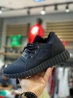 PYREX - Scarpe Shoes Sneakers Casual Uomo Nere TOTAL BLACK In Neoprene OFFERTA