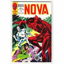 BD COMICS - NOVA -N°5 -1978- MARVEL - SPIDERMAN / SURFER D'ARGENT / NOVA - LUG