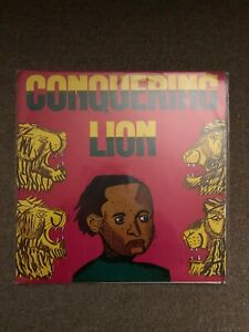 VIVIAN JACKSON (YABBY YOU) - CONQUERING LION - PROPHET RECORDS REISSUE - SEALED