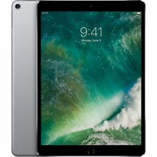 "APPLE IPAD PRO 2ND GENERATION SPACE GRAY 64GB WI-FI 10.5"" A1701 MQDT2LLA"