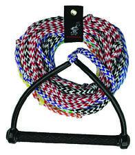"""AirHead Boat Marine Water Ski Rope 3/8"""" 16-Strand 1600 lb Tensile Strength Rope"""