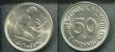 BRD DEUTSCHLAND 1950 D - 50 Pfennig in stgl. -Erhaltung!