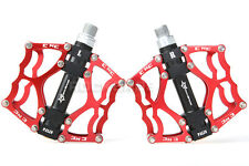 RockBros Cycling Riding Aluminum Pedal BMX MTB Pedals 2 Sealed Bearing Flats