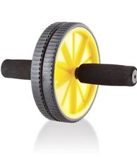 New Golds Gym Brand Dual Wheel Exercise Ab Wheel