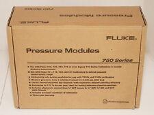 FLUKE 750P27 GAGE PRESSURE MODULE 0-300 PSI 0-20 BAR 0 TO 2000 KPA NEW