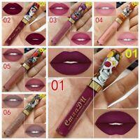 Long Lasting Waterproof Liquid Lipstick Matte Lip Gloss Lip Pencil Makeup Gift