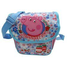 Licensed Peppa Pig Mini Despatch Bag Handbag Pocket - Home Sweet Home - Official