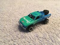 Hotwheels Toyota Off Road Truck - Falken Tires - Possible Scale 1:64