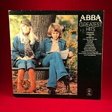 ABBA Greatest Hits UK Vinyl LP Record  EXCELLENT CONDITION best of  original P