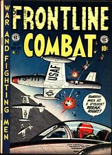 Frontline Combat #8 Golden Age EC 7.0