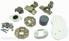 Genuine Indesit Washing Machine Hinge Installation Kit IWDE126UK IWME126UKE