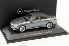 Mercedes-Benz S-Klasse Cabriolet (A217) selenit grau 1:43 Kyosho