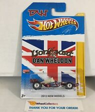 DW-1 Dan Wheldon #42 * 2012 Hot Wheels w/ Real Riders * NC10
