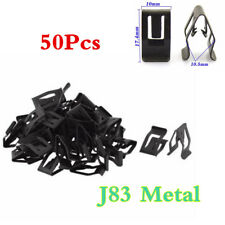 50X Car Front Interior Console Panel Dash Dashboard Trim Metal Retainer Clips