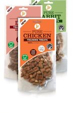 JR Pure Training Treats 100% Natural Treats For Dogs 3x85g variety bundle.